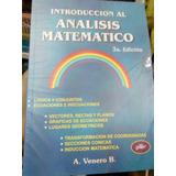 Libro Analisis Matematico Venero