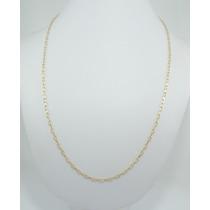 Corrente Masculina Cartier 60cm Cordão Ouro18k 750 Promoção