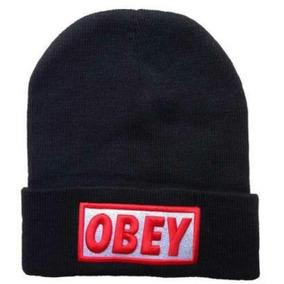 Obey Gorro Obey Touca Obey Toca Obey - Calçados c13eaccebd3