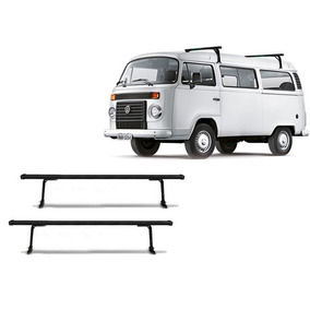 Rack De Teto Long Life Volkswagen Kombi Aço