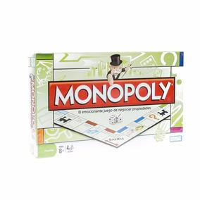 Monopoly Clasico Hasbro Original