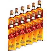 Whisky Johnnie Walker Red Label 12litros Frete Grátis