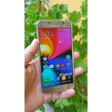 V/c Galaxy S6 Flat Dorado Libre