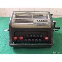 * Calculadora Facit Antiga - Model - Ci-13 *