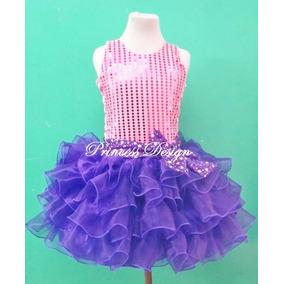 Disfraz Princesa Violetta Mi Mundo, Violeta Habla Si Puedes