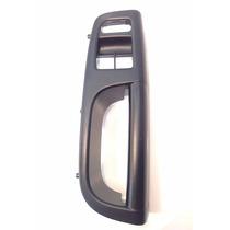Puxador Moldura Porta Vw Gol G5 G6 Dianteiro Esquerdo Preto