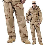 Traje Completo Tactico Gore-tex Impermeable Us Army Orig