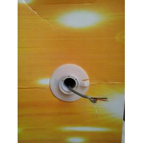 Cable Alarmas Telefonico Camara 2 Peres 305 Metros