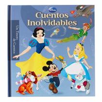 Libro Cuentos Inolvidables, De Disney- Nuevo