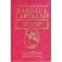 Livro Uma Incrível Lua-de-mel Barbara Cartland