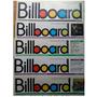 Pack 5 Revistas Billboard Edicion Usa 1993 Impecables #002