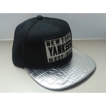 Gorras Planas Yankees Al Mayor Y Detal
