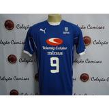Camisa Minas Tenis Azul 9 - Tamanho Gg