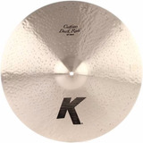 Platillo Zildjian K Custom Dark Ride 22 Pulgadas