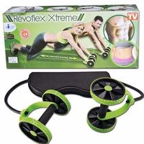 Roda Para Exercício Abdominal Revoflex Xtreme Exercise