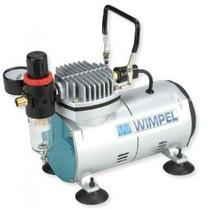 Compressor Silencioso Para Aerografia Wimpel Comp 1 Bivolt