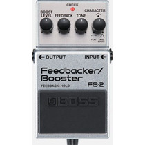 Pedal Boss Fb-2 Feedbacker Booster Musical Store