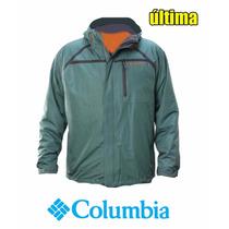 Campera Columbia 3en1 Radio Contrast Talle.m Ultima-weekend