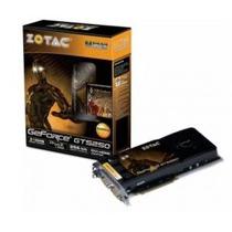 Placa De Video Zotac Gts250 512mb 256bit Ddr3