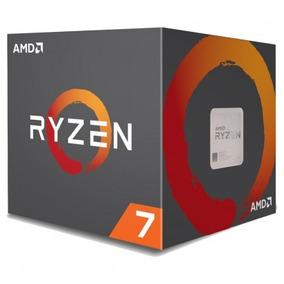 Processor Amd Ryzen 7 1700 3.0 Ghz Cache 20mb Frete Grátis