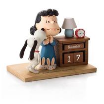 Calendario Perpetuo Snoopy Dando Beso A Lucy - Hallmark