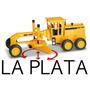 Motoniveladora Tractor De Juguete Roma Para Nenes La Plata