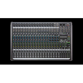 Mesa De Som Mixer Mackie Profx22 V2 Analógico 16 Efeitos Usb