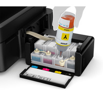Kit Tinta Ecotank Epson Impressoras L380 Lançamento Original