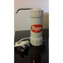 Filtro Purificador De Agua Drago Sobre Mesada