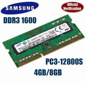 Memoria Ram Ddr3 / 2, 4 Y 8 Gb / (para Laptop)
