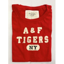Playera Abercrombie And Fitch Dama - Liquidacion¡