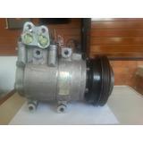 Compresor F500 (hyundai Elantra Accent Tucson)