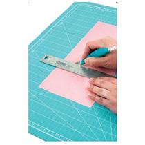 Scrapbook Base Tapete Corte Magnetico Regla Protege Mesa