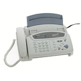 Brother Fax-560 Personal De Papel Normal De Fax, Teléfono Y