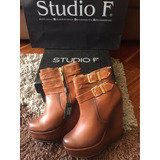 Promocion Botines Studio F