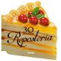 30 Recetas De Repostería (cocina Con Forma); Ti Envío Gratis