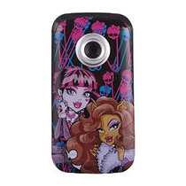 Monster High (38648-amz) Cámara De Vídeo Digital Con Instant