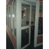Ventanas D Aluminio, Mamparas,puertas Ducha,vidrio Templado,