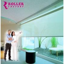 Cortinas Roller Sistema Doble Black Out - Screen 5%