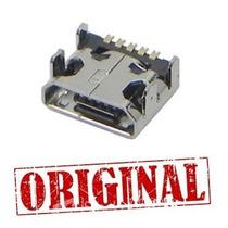 Conector Carga Sistemas Dock Usb Lg E405 T375 E400 E610 E612
