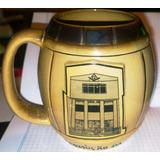 Hermoso Chops De Cerveza Con Símbolo Masoneria Brasil