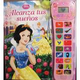 Disney Princesas Libro Sonoro Y Pantalla (nuevo Y Original)