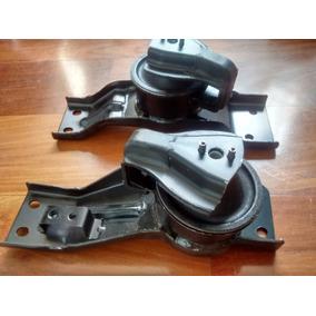 Kit Coxim Motor Tr4 E Io - Direito E Esquerdo - Qual Orig