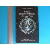 Jaime Sabines, Poesía, Nuevo Recuento De Poemas, Joaquín