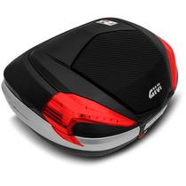Baú Traseiro Moto Givi Maxia 4 56 Litros Bauleto Universal