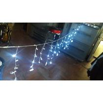 Cortina O Lluvia De 100 Leds Luces.250x50 Efectos Deco