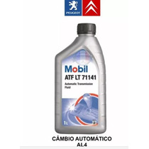 Óleo Cambio Automatico Al4 Peugeot Citroen Atf Lt71141 Mobil