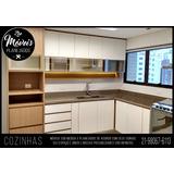 Cozinha Sob Medida - Móveis Planejados