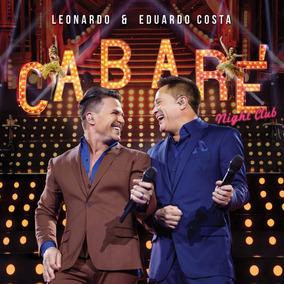 Dvd + Cd Leonardo E Eduardo Costa - Cabare 2 Original C/ Nf