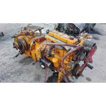 Motor Perkins 4 Cilindros Convertidor Transmision Vibrocompa